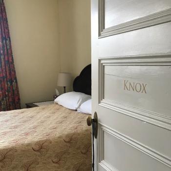 Knox Room Door Square